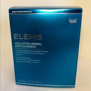 Elemis Cellutox Herbal Bath Synergy 10 sachets